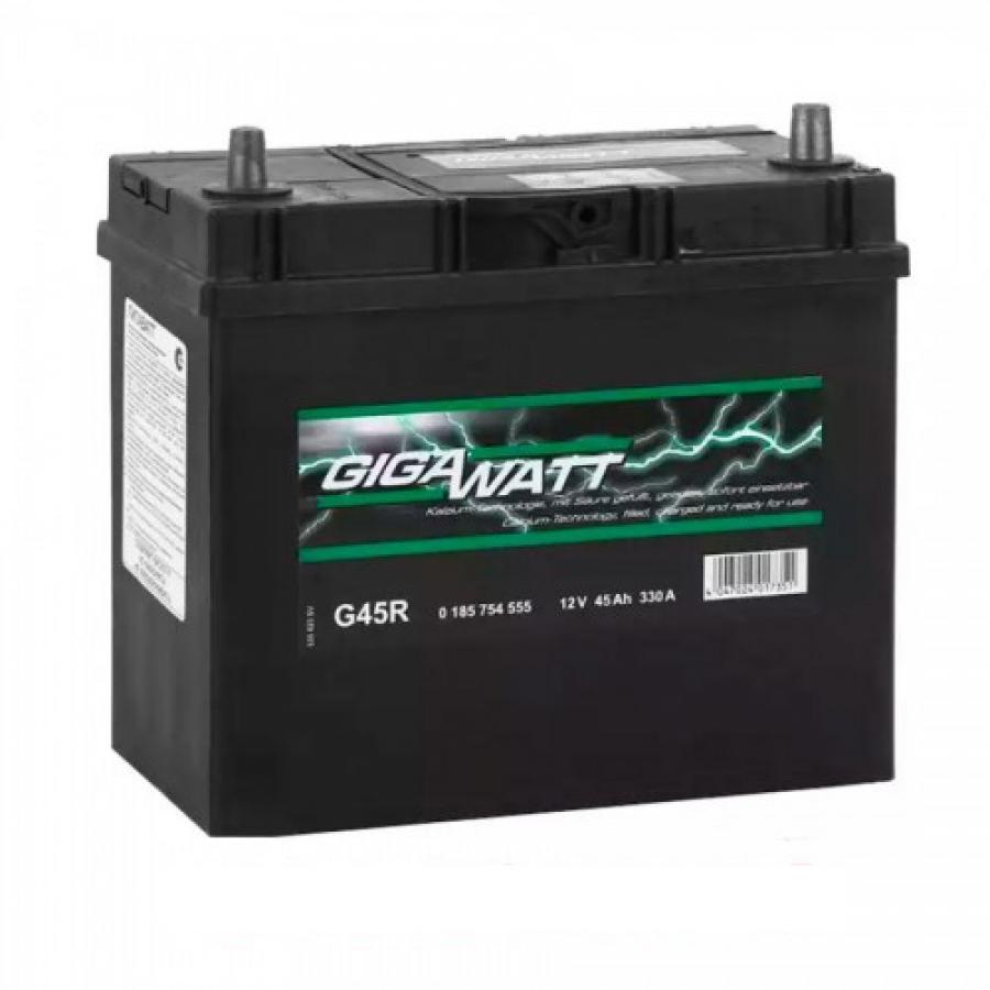 Аккумуляторы Gigawatt