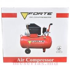 Компрессор 50 литров FORTE FL-50