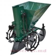 Plantator de cartofi pentru motocultivatoare și minitractoare