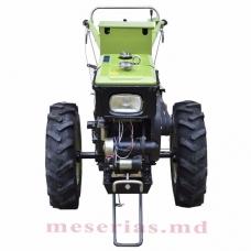 Motocultivator 10c.p. Zubr + starter