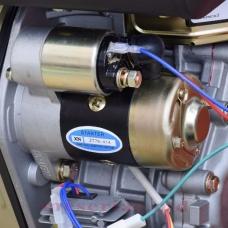 Motocultivator Zubr 9 cp. Z-3 diesel + starter