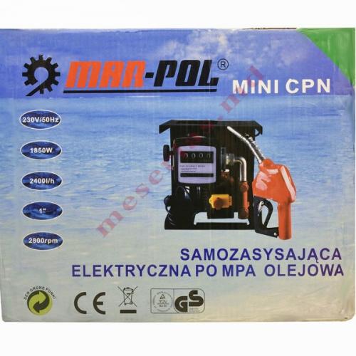 Заправочная станция для солярки PM 01
