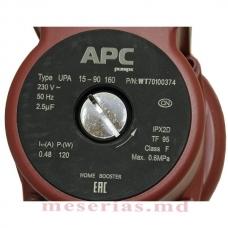 Pompă de circulație APC WI 25 / 40-130
