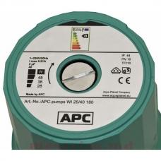 Pompă de circulație APC WI 25 / 40-180