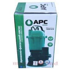 Дренажно-фекальный насос APC WQD 0.75 кВт