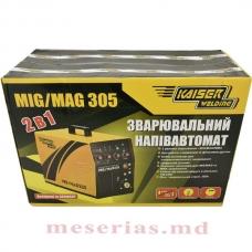 Сварочный полуавтомат 2в1 Kaiser MIG-305